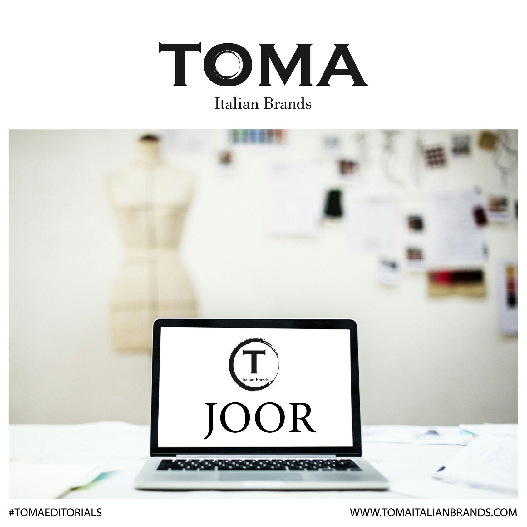 Toma Italian Brands su Joor